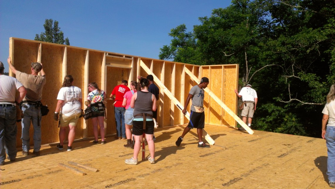 Hopkins County Continues to Work for its Community